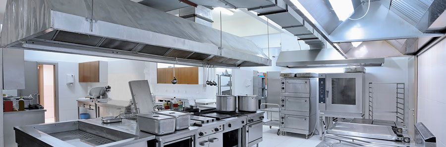 Commercial Kitchen Example