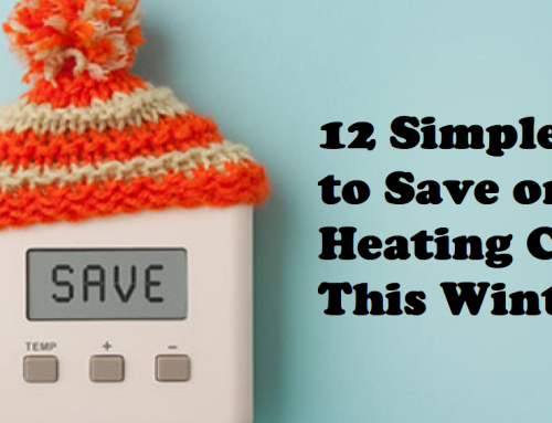 Simple Ways to Reduce Heating Costs
